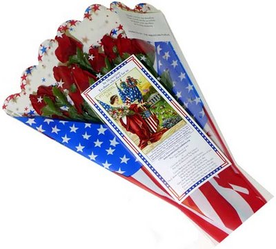 flower gift for memorial day