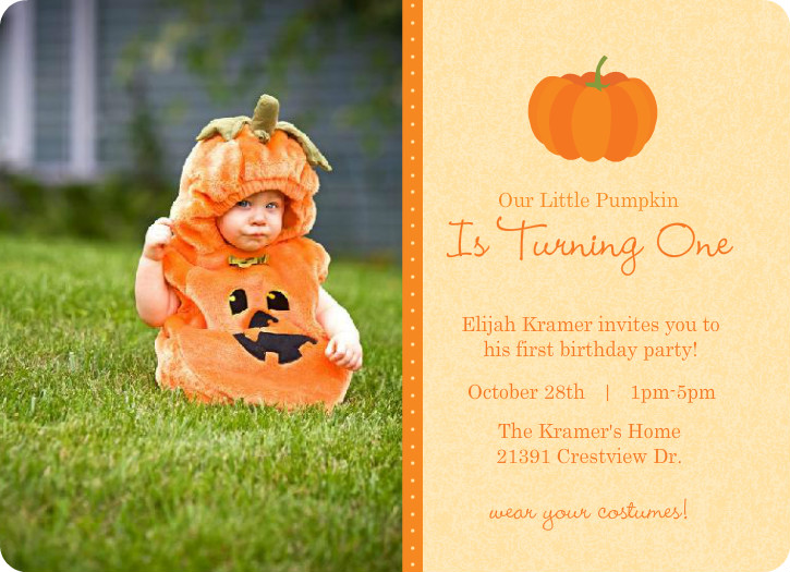 Fall Party Ideas Fall First Birthday Celebration Themes