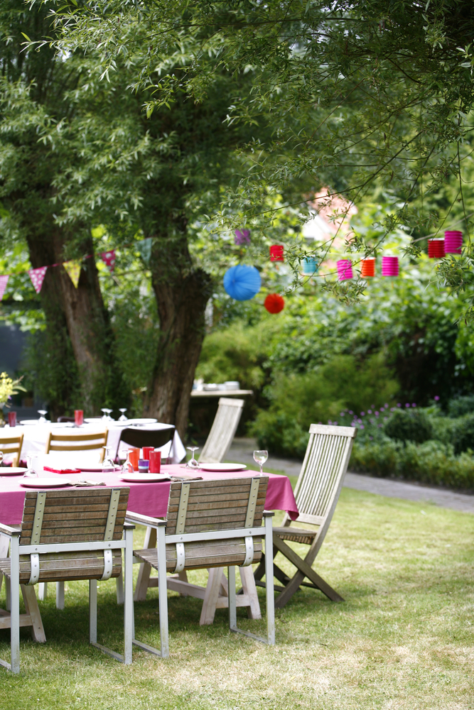 1st Birthday Party Ideas For Boys Summer Tables And Decoration Prepared An Outdoor