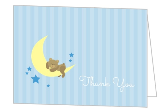 First Birthday Thank You Card Wording Ideas Etiquette For Ty Notes